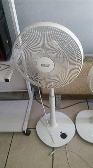 Russel hobbs fan