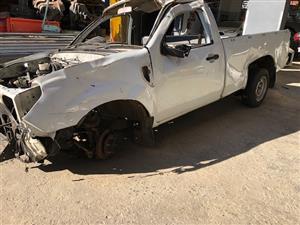 Ford Ranger 2.2i LWB Accident Damaged
