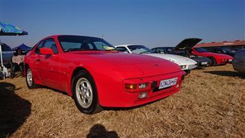 1987 PORSCHE 944S 2.5L 16V