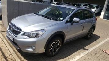 2016 Subaru XV 2.0i S auto