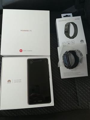 Huawei P9 + Watch