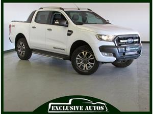 2017 Ford Ranger 3.2 double cab 4x4 Wildtrak