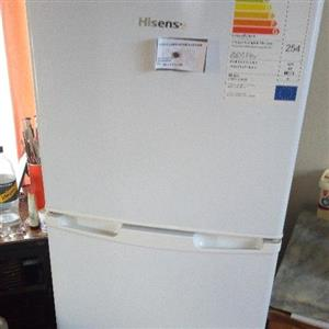 brakpan, hisense fridge/freezer