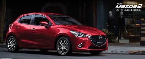 2017 Mazda 2 Mazda hatch 1.5 Dynamic