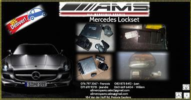Merc Lockset