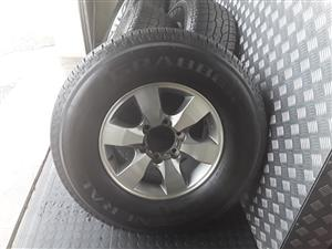 Full Set Mags and Tyres for Sale Price R9500