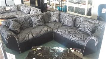 Bargain !!! Brand New Corner Lounge Suite with Scatter Cushions