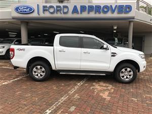 2017 Ford Ranger 3.2 double cab 4x4 XLT