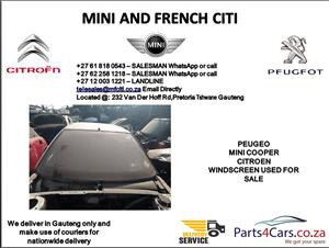 Various windscreen for sale