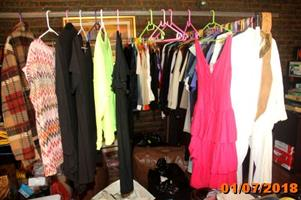 Lady clothing for sale