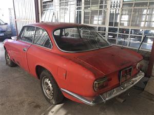 1974 ALFA ROMEO GT1600 Junior