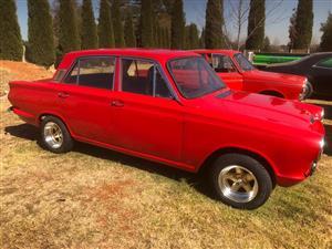 1966 MK1 Cortina - Partially restored