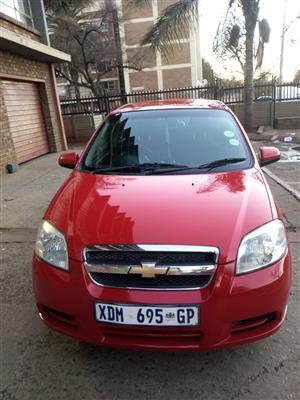 2008 Chevrolet Aveo 1.5 LS