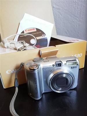 Canon Powershot A630 For Sale