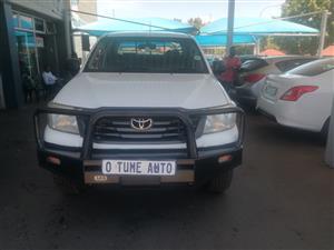 2011 Toyota Hilux double cab HILUX 3.0 D 4D HERITAGE 4X4 A/T P/U D/C