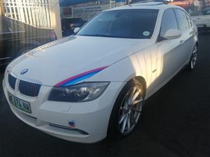 2006 BMW 3 Series sedan 330i A/T (G20)
