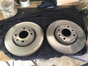NP 200 Brake discs