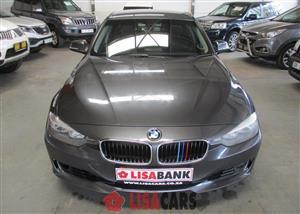 2013 BMW 3 Series 320i GT Luxury Line