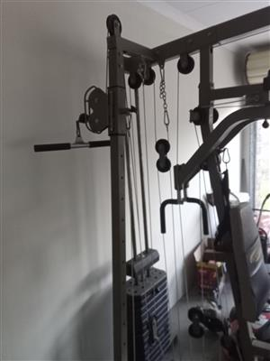 All in one gym