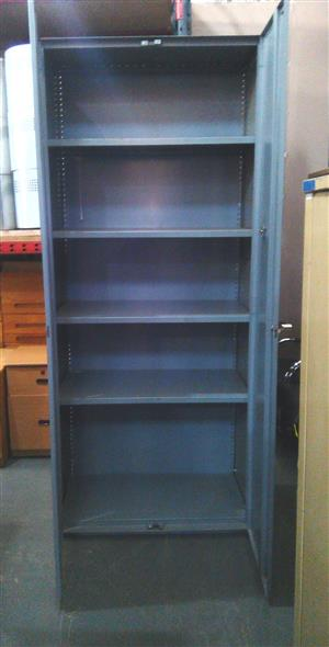 2 Door steel filling cabinet