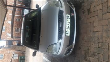 2005 Ford Fiesta 1.6 3 door Titanium