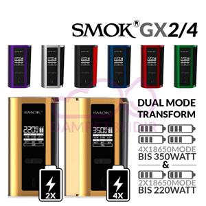 Smok GX2/4 Mod with tank kit