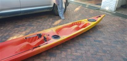 C kayak