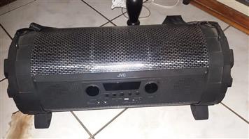 JVC Music player speaker