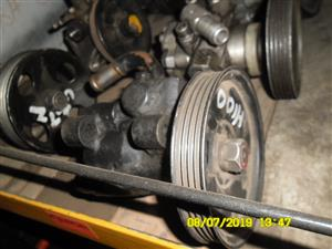 H100 power steering pump