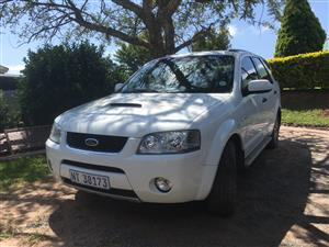 2008 Ford Territory 4.0 ST