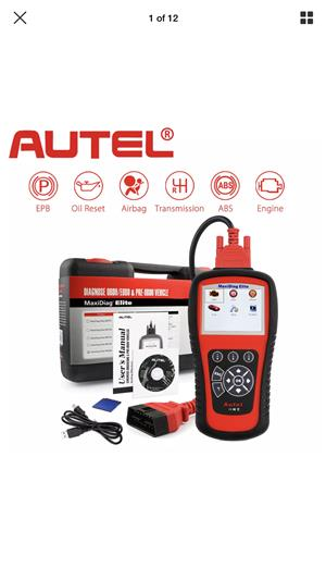 Brand new Autel MD802 Diagnostic tool for sale
