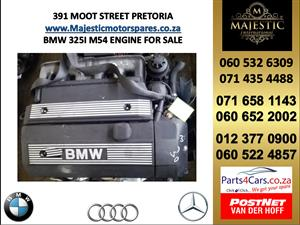 Bmw 325i m54 engine for sale