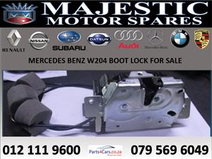 Mercedes benz W204 boot lock for sale