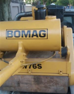 Bomag rollers for sale