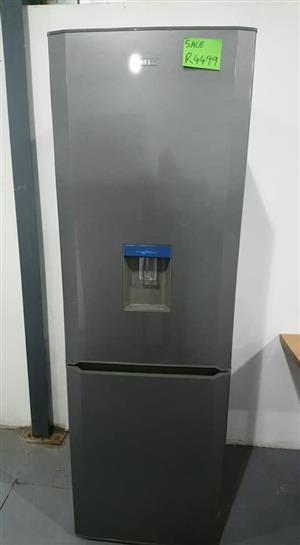 Silver/Grey fridge/ freezer finish Water DISPENSER R3499