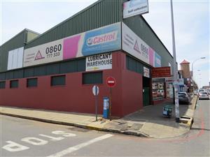Industrial Warehouse For Sale in Brakpan CBD