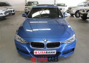 2014 BMW 3 Series 320d M Sport