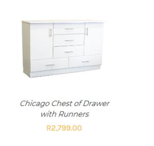 Chicago Chest Of Drawer