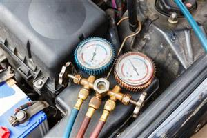 Aircon Re-gassing, fault finding and repairs.