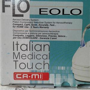 Nebuliser (Aerosol Delivery System), Cami FLO Eolo