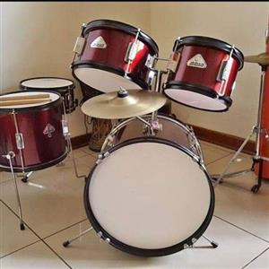 Junior drum set for sale