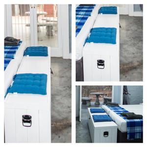 Linen Kist Farmhouse series 1800 White washed