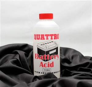 Quattro Battery Acid 1L