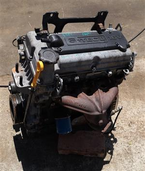 CHEV AVEO B1201 ENGINE