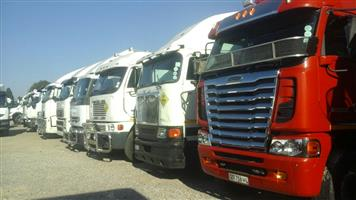 All stock available ,less Prices ,roadworthy trucks and trailers