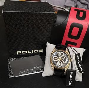 Stunning Ladies Police Watch