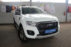 2020 Ford Ranger double cab RANGER 2.0D BI TURBO WILDTRAK A/T P/U D/C