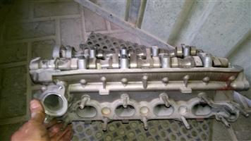Chevrolet Aveo cylinder head