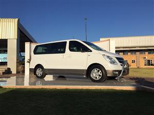 Hyundai H1 mini Bus for Hire