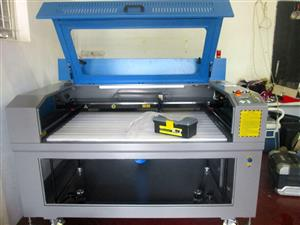 LC2-9060/D100 TruCUT Performance Range 900x600mm Cabinet Type, Double Laser Head Laser